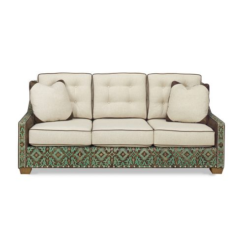 Cosmopolitan Reclaimed Barn Wood Sofa - Jewel 600250