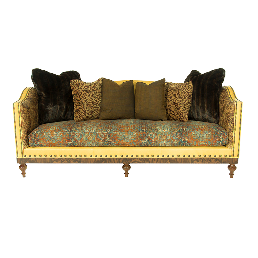 San francisco sofa 1398 00 san francisco 2 pc two toned for Reclaimed wood san francisco