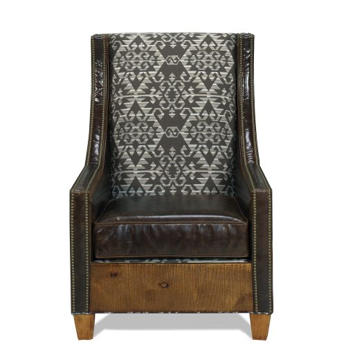 Hickock Reclaimed Barn Wood Chair - Allure 65020-C-Allure
