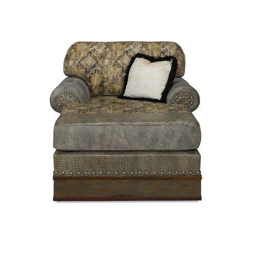 Reclaimed Barn Wood Paighton Chaise Lounge Chair GG-131041-CHA Burgeo