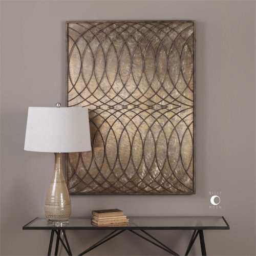 Kanza Wall Panel Mirror