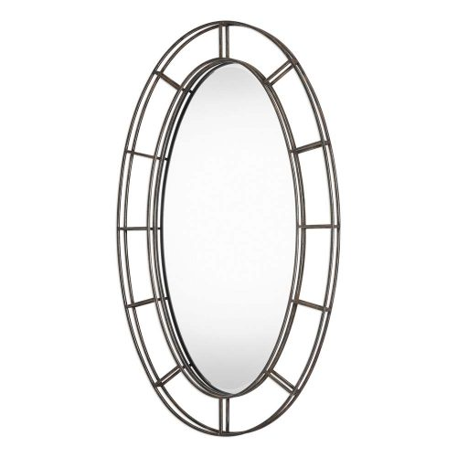 Gilliam Oval Mirror