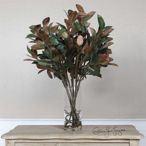 Southern Magnolia Silk Centerpiece 60129