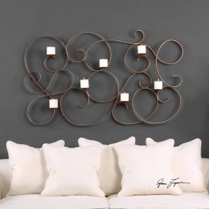 Corine Wall Sconce Wall Decor 04030