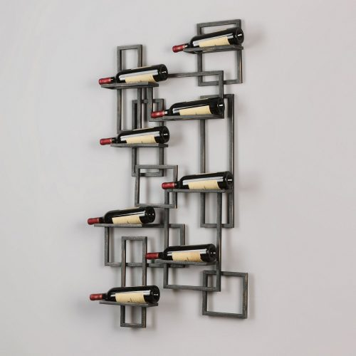 Schedlt Wall Wine Rack Wall Decor 04064