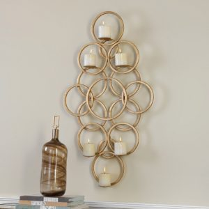 Coree Wall Sconce Wall Decor 04070