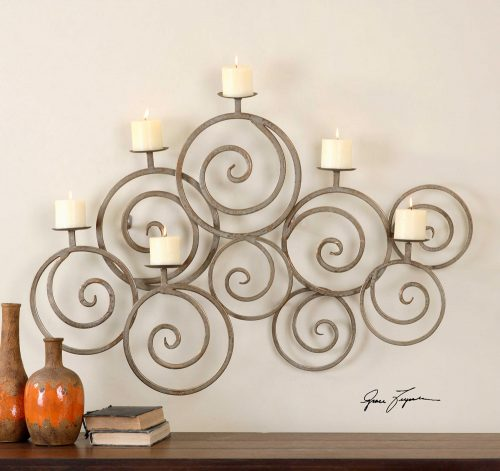 Fabricia Wall Decor 07686
