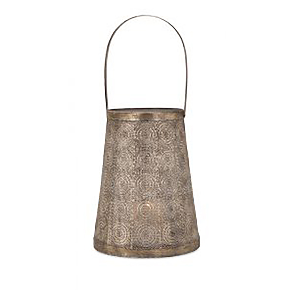 Cassara Large Pierced Lantern 14204