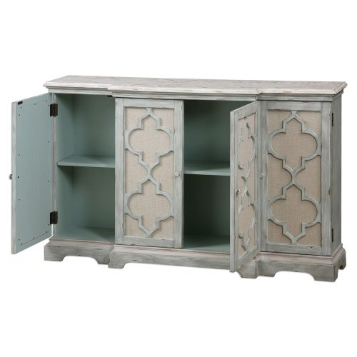 Sophia 4 Door Cabinet Furniture 24520