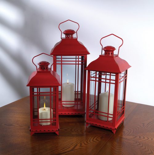Red Everyday Lanterns 28081