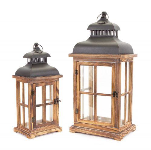 Lantern set of 2 54161