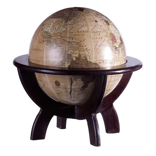 Globe On Stand 5425