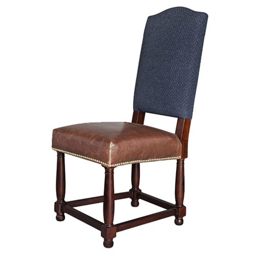 Nantucket Fabric Leather Chair AT-AT558-AS/MN