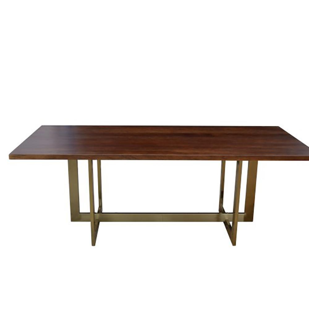 Manhattan Coffee Table At9304 Dch Abf Mango Wood