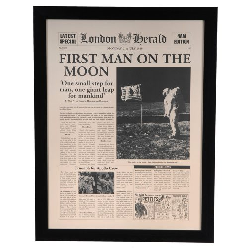 First Man On The Moon CVA3454