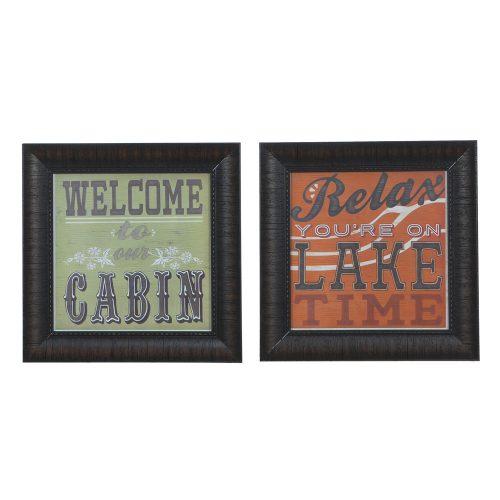 Cabin Life 1 & 8 CVA3568