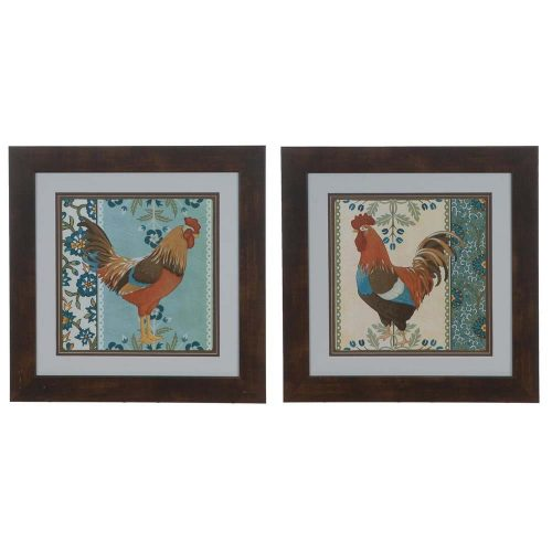 Cottage Roosters CVA3580