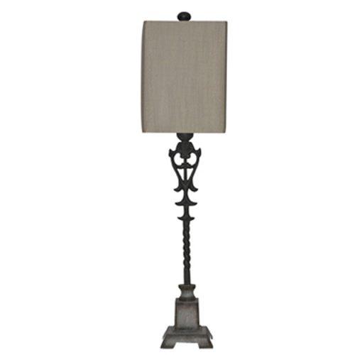 Belle Iron Large Buffet Lamp CVAER223