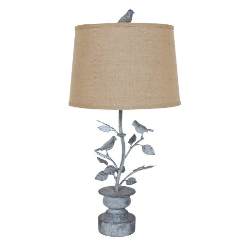 Spring Planter Table Lamp CVAER573