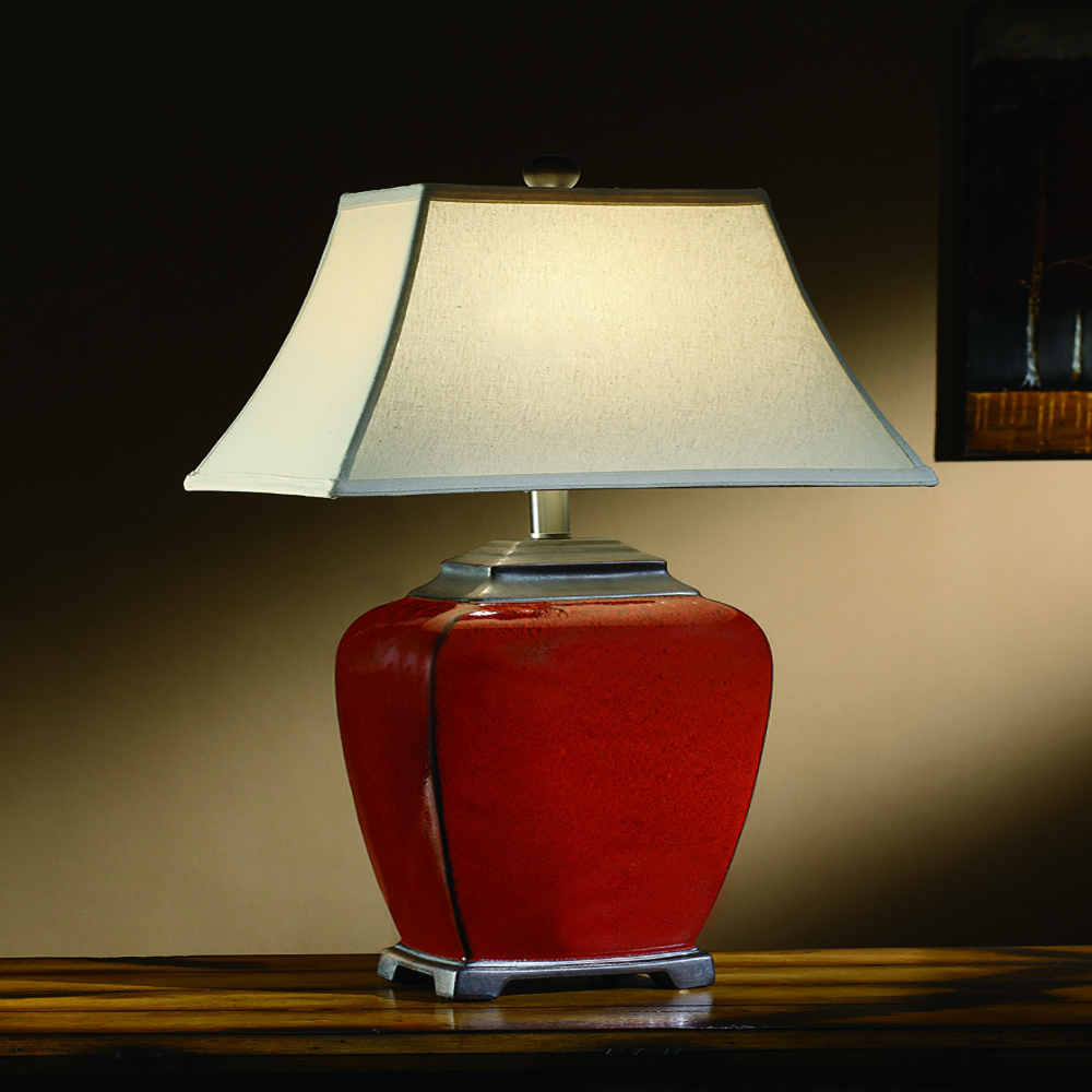 Touch of Color Table Lamps