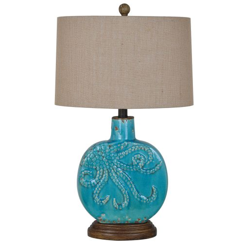 Deep Ocean Table Lamp CVAP1725