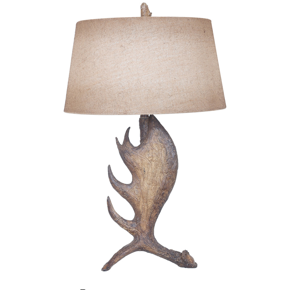... Lamps/Moose Shed Table Lamp. ; 