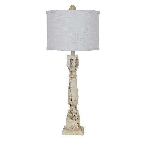 Antique Collum Table Lamp CVAVP134