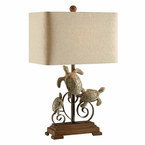 Turtle Bay Table Lamp CVAVP151