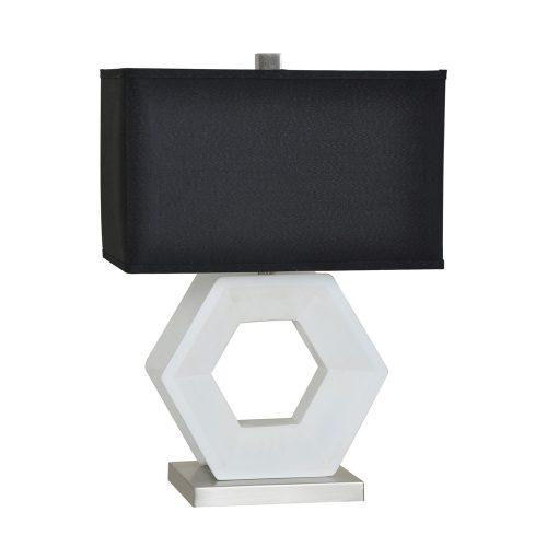 Hex Table Lamp CVAZVP007