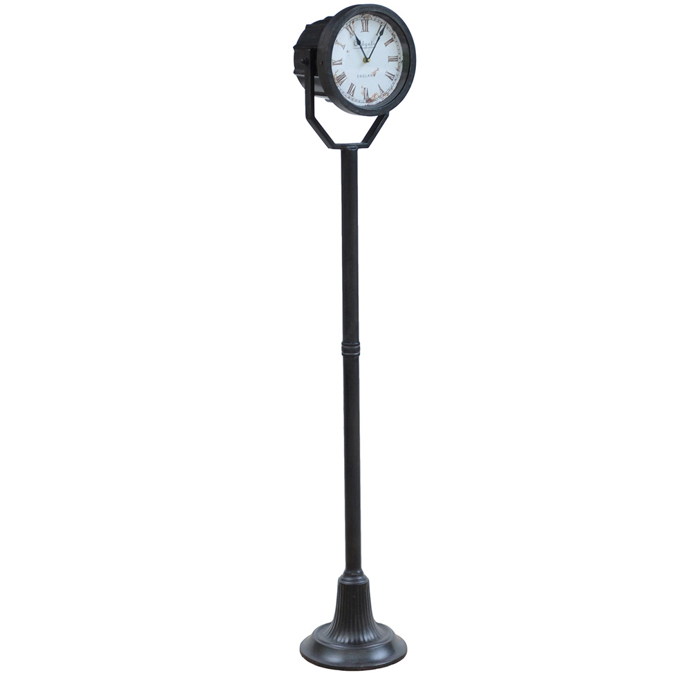 Standing Time Clock CVCKA589