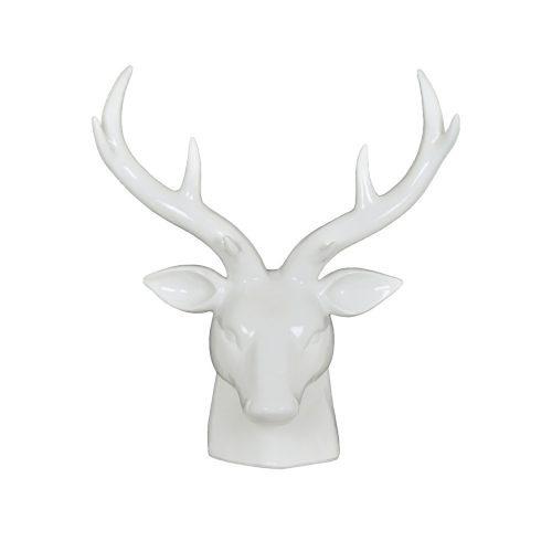 Deer Head Table Sculpture CVDZEP003