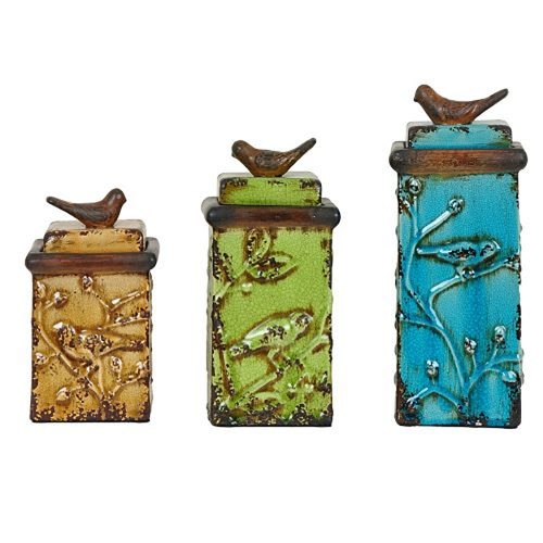 Bird Song Boxes CVGBP534