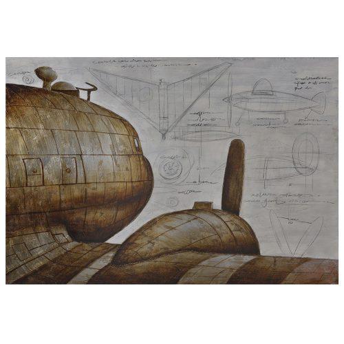 Navigateing CVTOP2062