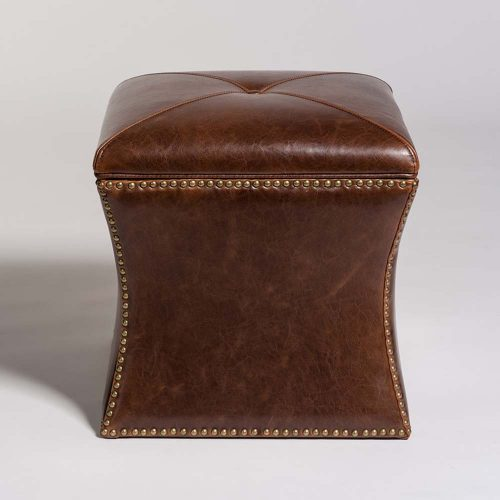 Manchester Cube Ottoman AT078-AS
