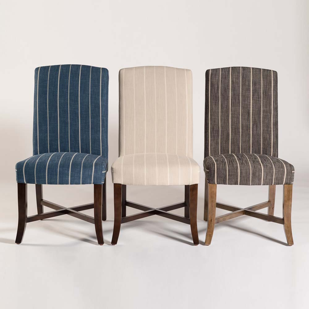 Mercer dining chair at at901 ri birch wood dark walnut for Mercer available loads