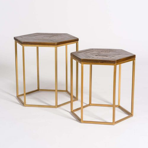 Pacific Nesting Tables AT9213-VF/VBF