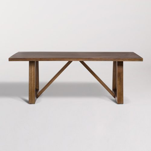 Mendocino 84 Dining Table AT-AT8923-DCH