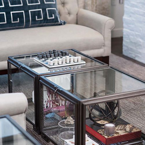 Berkeley End Table AT9215-BRF