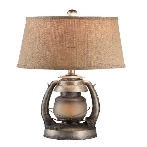Oil Lantern Table Lamp CIAUP530