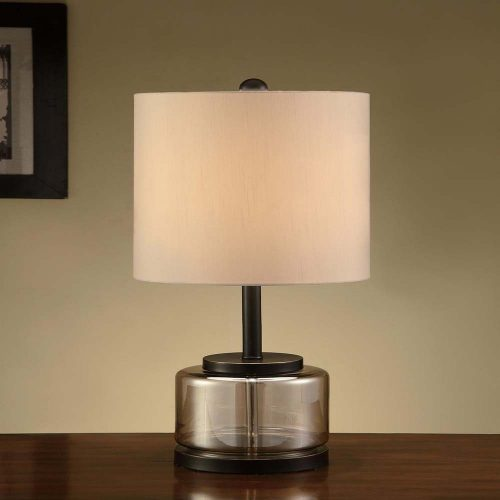 "Stanton Table Lamp 25""Ht. CVABS638"