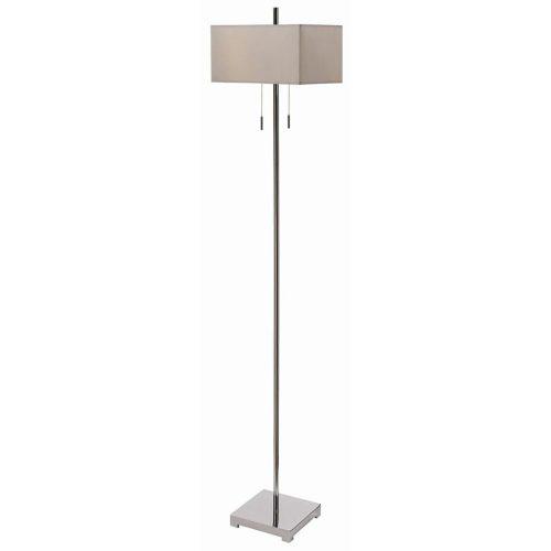 Orlo Twin Light Floor Lamp CVACR167