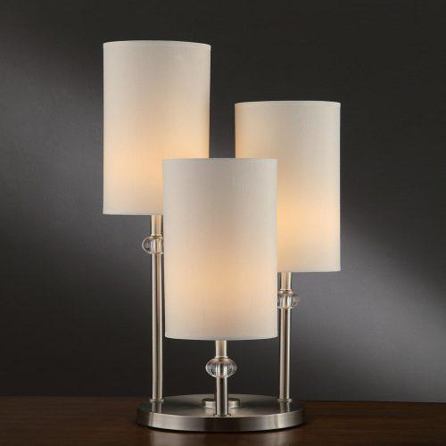Bolivar 3 Arm Table Lamp CVAER154