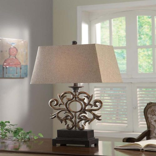 Addison Table Lamp CVAER225