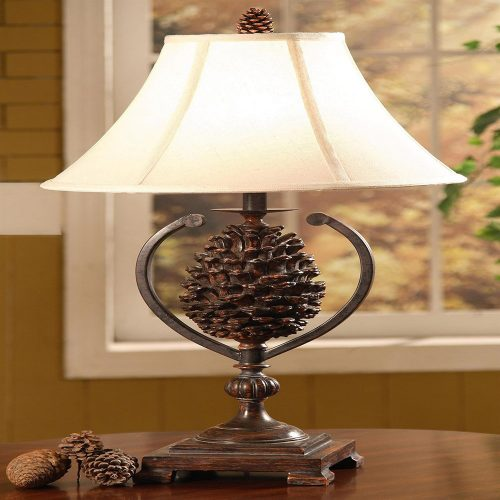 Pine Creek Accent Lamp CVAMP341