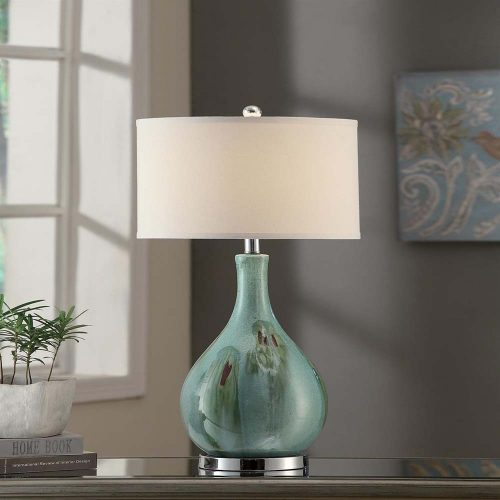 Sea Scape Table Lamp CVAP1616