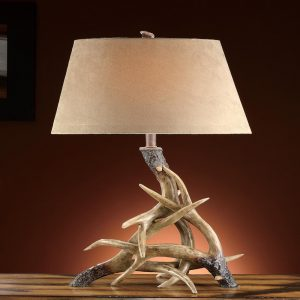 Deer Shed Table Lamp CVATP533