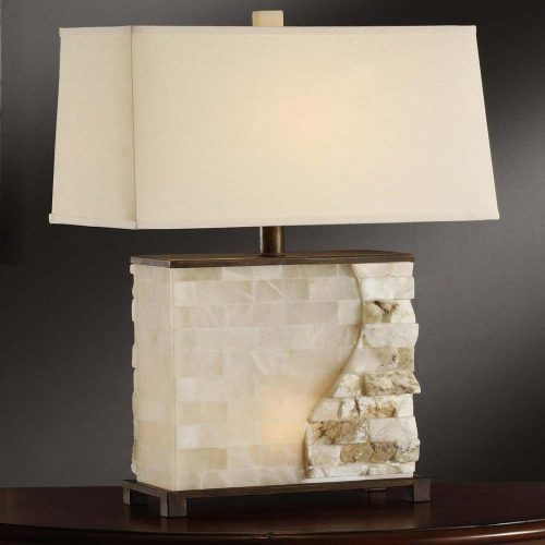 Vista Table Lamp w/Nightlight CVATP649