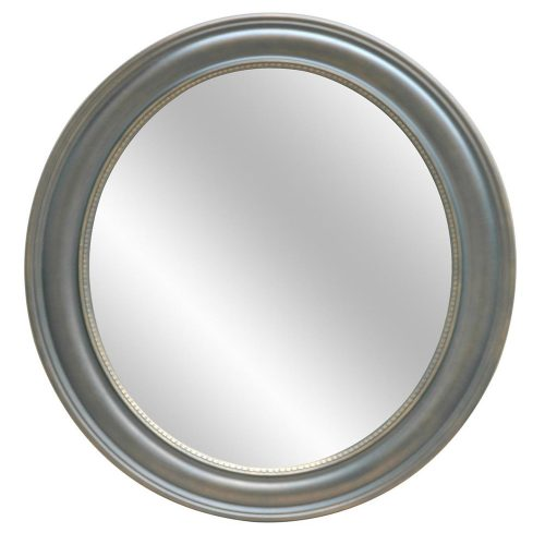 Brown Oval Wall Mirror CVTMR1063D