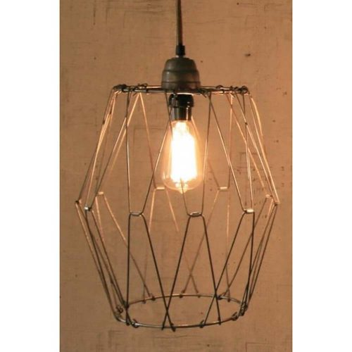 FOLDING WIRE MULTI-DESIGN PENDANT LAMP NNL2051