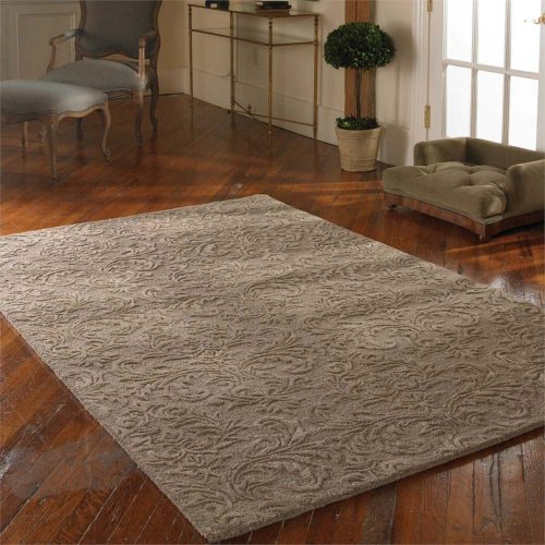St. Petersburg, Gray Rug 73045